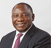 Cyril Ramaphosa [photo]